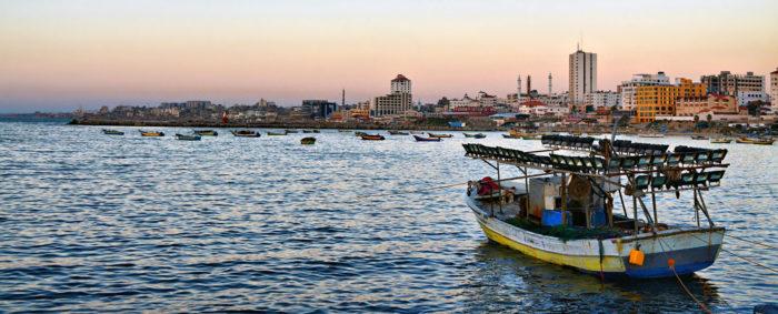 Gaza in Realtà Aumentata