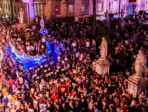 Santa Rosalia in Realtà Aumentata