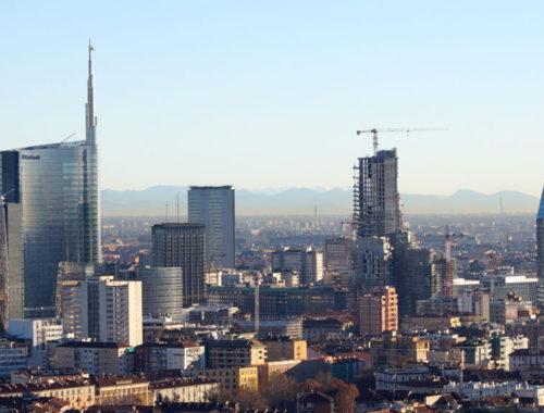 Milano Paesaggio Culturale in Realtà Aumentata