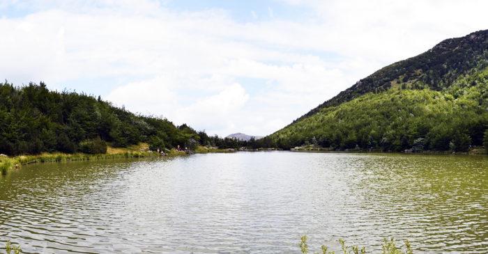 Panorama Lago Nero Valnure